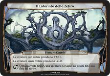 PLANECHASE PLANE PIANO Il Labirinto dello Zefiro - The Zephyr Maze MAGIC PCh Ita