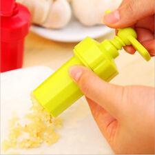 Knoblauchpresse Küchenhelfer Knoblauch drücken Knoblauch Presse Garlic Tool 1PC