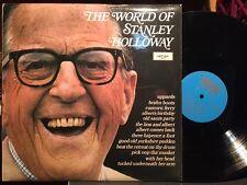 Stanley Holloway – The World Of Stanley Holloway EX+ Argo – SPA 199 VINYL LP