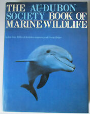 THE AUDUBON SOCIETY BOOK OF MARINE WILDLIFE - HC BOOK