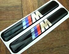 BMW M Tec Wing Badge emblem sticker M3 E46 E90 E36 E92