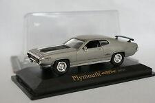 Les Belles Américaines 1/43 - Plymouth GTX 1971