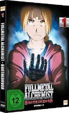 Fullmetal Alchemist: Brotherhood - Volume 1 (Digipack im Schuber mit Hochp (OVP)