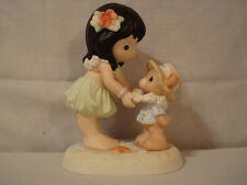 z Precious Moments-Century Circle Hawaiian Exclusive **HAND SIGNED BY GENE**