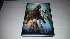 The Iron Trial by Holly Black and Cassandra Clare (2014, Hardcover) SIGNED x 2