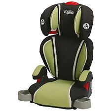 Graco Highback Turbo BOOSTER SEAT, Forward Facing BABY CAR SEAT, Go Green