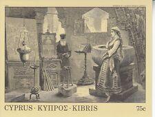 Zypern / Cyprus Block 12** Innenansicht St.-Lazarus-Kirche, Larnaka
