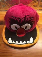 "Muppets ""Animal"" Hat! Muppet Puppets! Awesome Hat!"