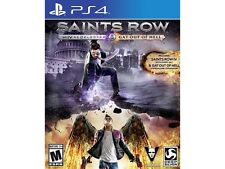 Saints Row IV: Re-Elected + Gat out of Hell PlayStation 4