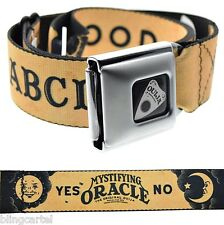 Original Ouija Board Oracle Official Licensed Seat Belt Seatbelt New Buckle-Down