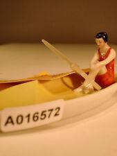 +# A016572 Goebel Archivmuster RF666, Badedame sitzend in einer Schale TMK1