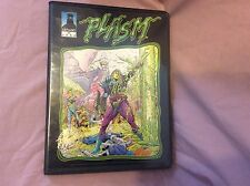 Plasm Defiant Comics  Cards Sets with Binder 155 Cards Second Edition