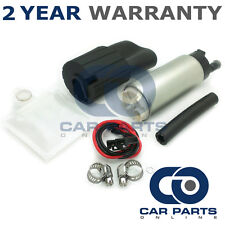 FOR FORD FIESTA TURBO EFI IN TANK ELECTRIC FUEL PUMP REPLACEMENT/UPGRADE + KIT