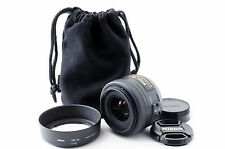 [Exc+]Nikon Nikkor AF-S DX 35mm f/1.8 G SWM Aspherical freeship Japan 95541