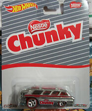 Hot Wheels CHEVY CORVAIR GREENBRIER WAGON Nestle Chunky 2016  Pop Culture  caseA