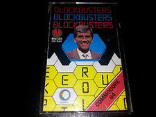 COMMODORE 64 GAME BLOCK BUSTERS.