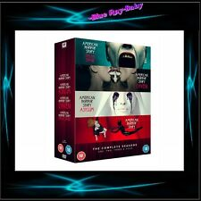 AMERICAN HORROR STORY - COMPLETE SERIES SEASONS 1 2 3 4 *** BRAND NEW BOXSET***
