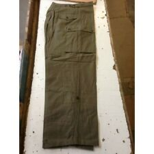 "Dutch Army Double lined Combat Trouser 34"" waist, 31"" lenght"