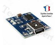 Mini usb 5v 1a lithium battery charging module lipo chargeur pour Arduino tp4056