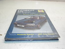 NEW Peugeot 405 Diesel Service and Repair Manual: 1988-1997 Reg E to P (Haynes)