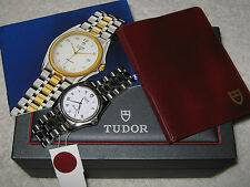100 % AUTHENTIC -NEW TUDOR MONARCH MENS WATCH MINT CONDITION WITH ORIGINAL BOX