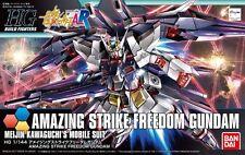 HG Gundam Build Fighters Amazing Strike Freedom 1/144 model kit Bandai 053