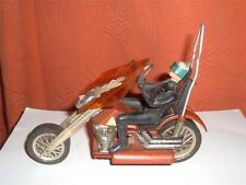 MATCHBOX SCREAM`N DEMONDS MOTORBIKE SPARES REPAIRS GO DOWN FOR THE PHOTOS