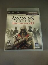 Assassin's Creed: Brotherhood  (Sony Playstation 3, 2011)