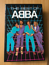 ABBA - The Best of Abba. Readers Digest 4 Cassettes in folder