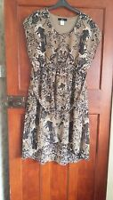 ELLOS ladies dress,size UK12,worn once and washed, excellant condition