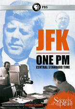 Secrets Of The Dead: JFK: One Pm Central Standard-Brand New Factory Sealed DVD-