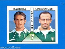 CALCIATORI PANINI 1995-96 Figurina-Sticker n. 360 - AVELLINO -New