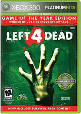 LEFT 4 DEAD (PH) (GOTY)  (XBOX 360, 2009) (4935)           **FREE SHIPPING USA**