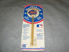 NEW YORK METS 1988 BASEBALL BAT MLB ORACARE COLLECTIBLE TOOTHBRUSH NEVER OPENED