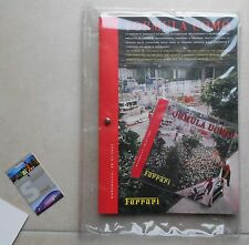 Ferrari formula uomo presskit 1832/02 2002 brochure folleto Book Press depliant