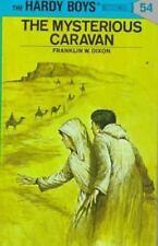 The Mysterious Caravan The Hardy Boys, No. 54