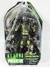 NECA ALIEN vs. PREDATOR AvP SERIES 17 SERPENT HUNTER PREDATOR ACTION FIGURE