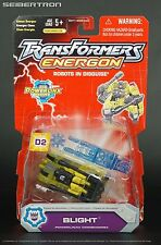 BLIGHT Transformers Energon Basic Scout Bruticus Maximus D2 Hasbro 2004 New