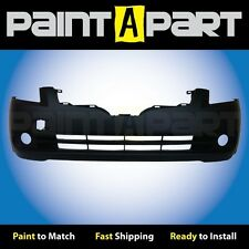 Fits: 2007 2008 2009 Nissan Altima Sedan Front Bumper Cover (NI1000240) Painted
