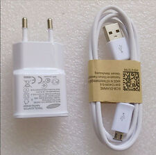 UE51 EU Wall Charger+USB Data Cable For SamSung Galaxy Note 2 II N7100 S4 S3