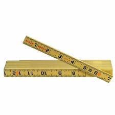 Klein Tools 911-6 Fiberglass Outside Reading Folding Ruler