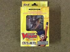 CARDFIGHT VANGUARD GOLDEN MECHANICAL SOLDIER TRAIL STARTER DECK  ENG. BRAND NEW