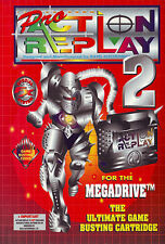 ## SEGA Mega Drive - Action Replay Pro 2 = Mogelmodul + Importadapter - TOP ##
