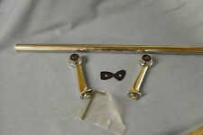 NEW BADGE BAR STAINLESS CLASSIC AND VINTAGE CAR 24 INCH