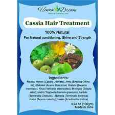 Cassia Hair Treatment-For Natural Conditioning,Shine and Strength