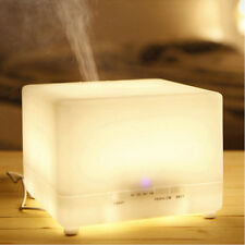 Electric Ultrasonic Aroma Cool Mist Oil Aromatherapy Diffuser Humidifier 700ML