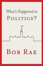 What's Happened to Politics?-ExLibrary