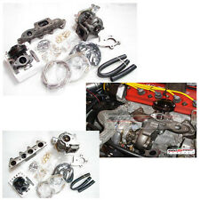 94-02 Honda Accord f23 2.3l t3 .48 Turbo Charger Set Up Kit (300hp+)