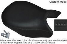 GRIP DESIGN 2 GREY DS ST CUSTOM FITS BMW R 1200 GS LC 13-15 FRONT SEAT COVER