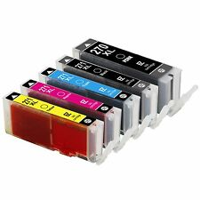 5PKs PGI-270 XL CLI-271 XL Ink Cartridge For Canon PIXMA MG5720 MG6820 MG6822